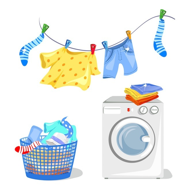 wash clothes to prevent bed bug bites